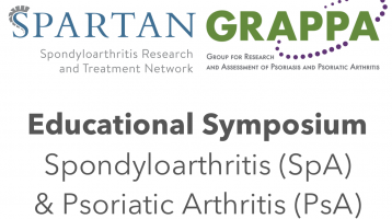 SPARTAN GRAPPA Symposium on SpA and PsA