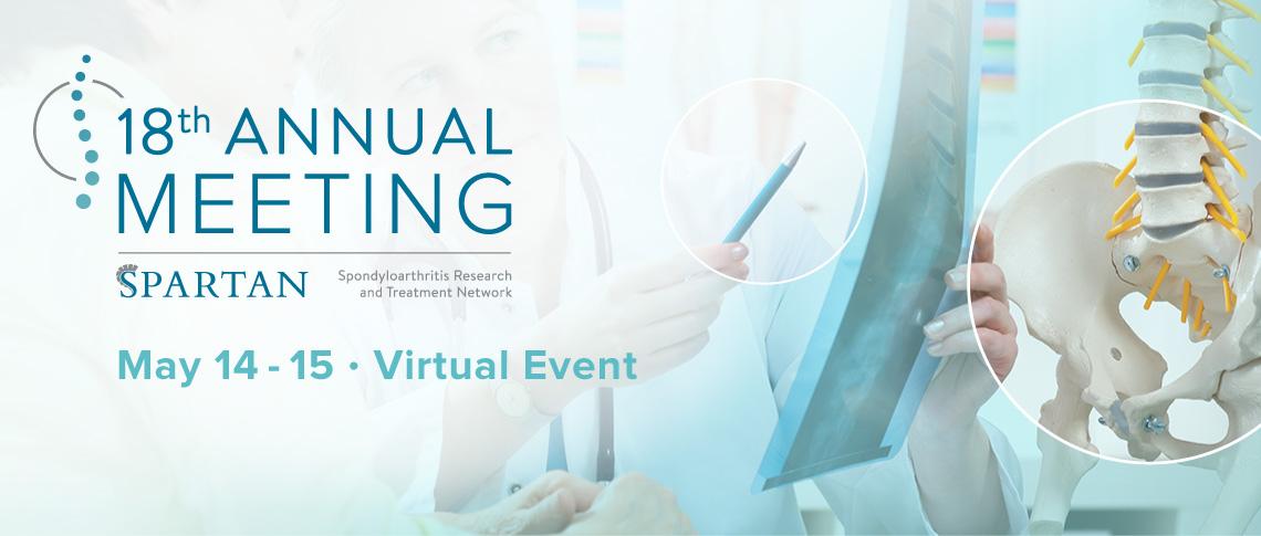 SPARTAN 18th Annual Meeting—May 14-15 Virtual Event