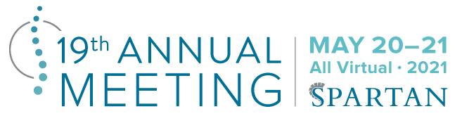 SPARTAN 2021 Annual Meeting